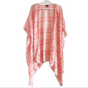 2/30$ Forever 21 poncho duster beach cover